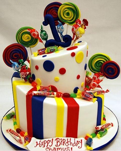 Как выбрать торт на детский день рождения? фото