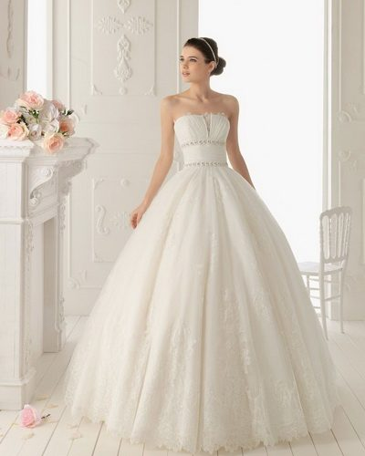 Как выбрать свадебное платье по типу фигуры? фото