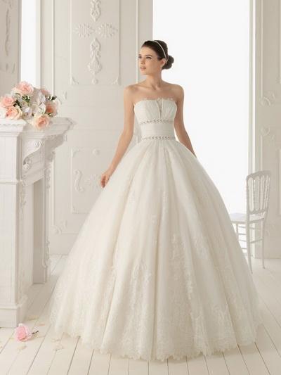 Как выбрать свадебное платье по типу фигуры? - фото
