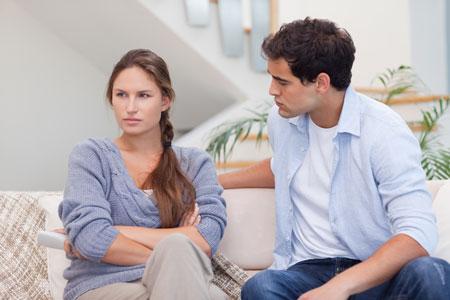 Почему бывший муж хамит? фото
