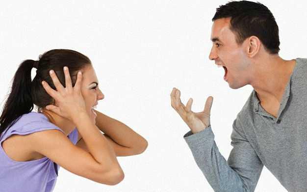 Почему муж психует? фото