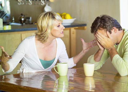 Почему жена унижает мужа? фото