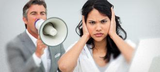 Почему муж орет на жену? 4 основные причины. фото