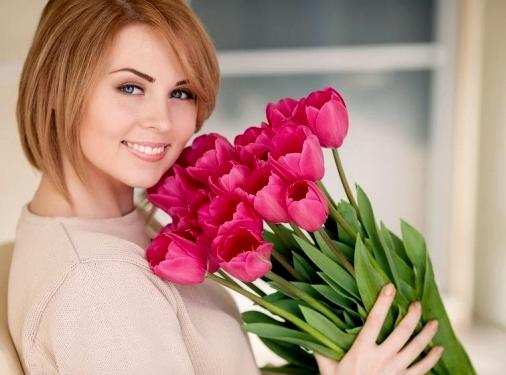 Как подобрать цветы женщине по знаку зодиака? фото