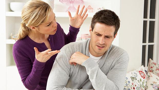 Почему раздражает муж? фото