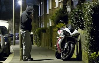 Как защитить мотоцикл от угона? - фото