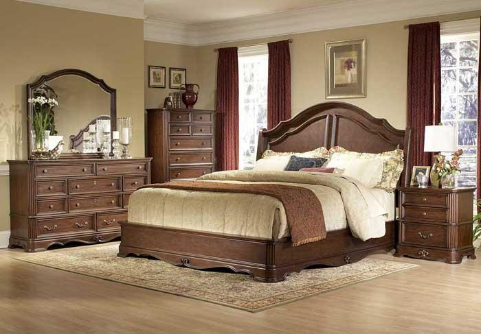 Из какого дерева выбрать мебель для спальни? фото