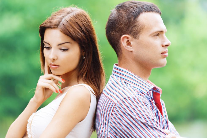 Почему происходят ссоры с мужем? фото