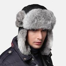 Как правильно выбирать зимние мужские шапки из меха? фото