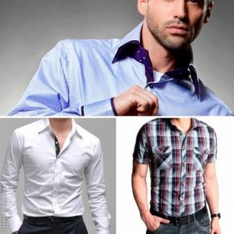 Как выбрать мужскую рубашку? фото