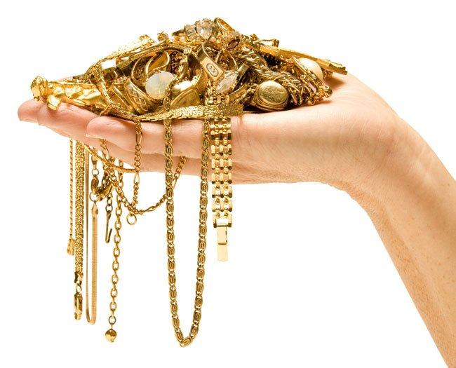 Как правильно дарить золото? фото