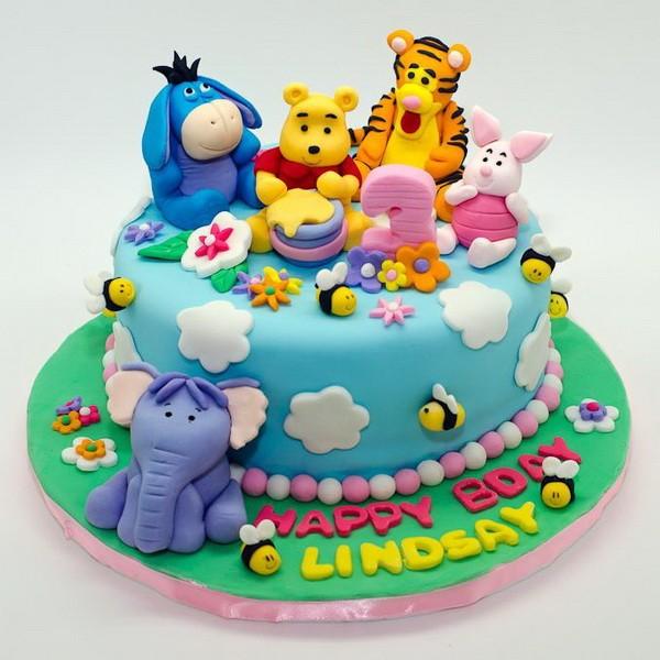 Детский торт: испечь, купить или заказать? фото