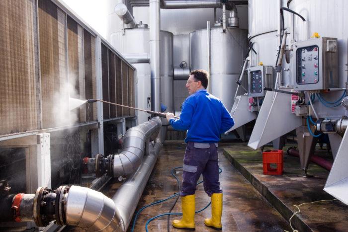 Почему необходимо техническое обслуживание вентиляции? - фото