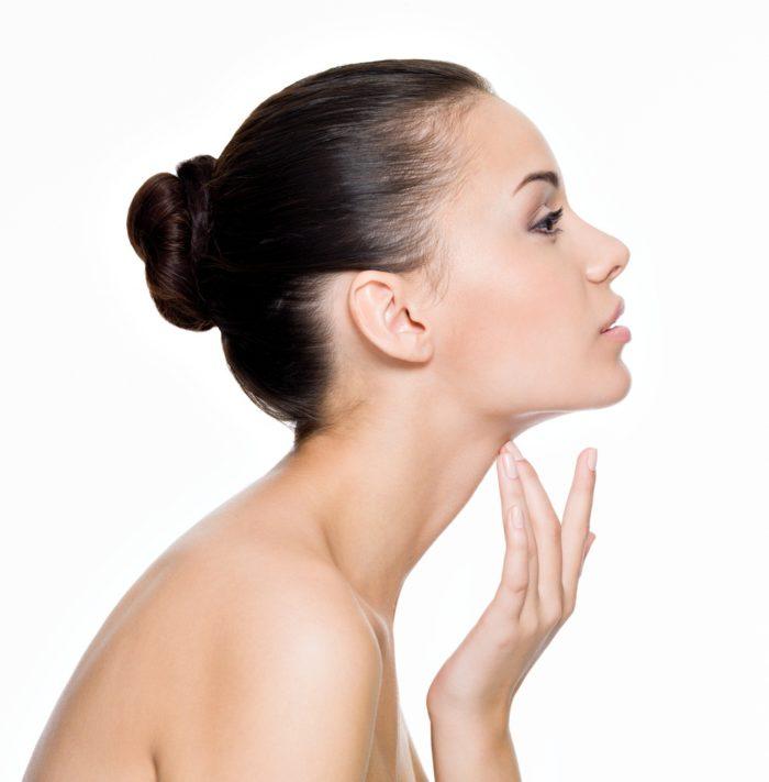 Как проходит операция липосакции шеи? фото