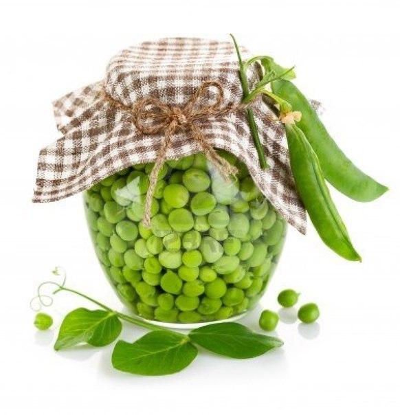 Что можно приготовить из зеленого горошка? фото