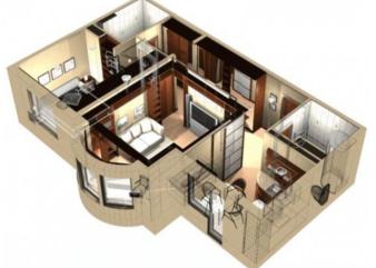 планировка-квартиры