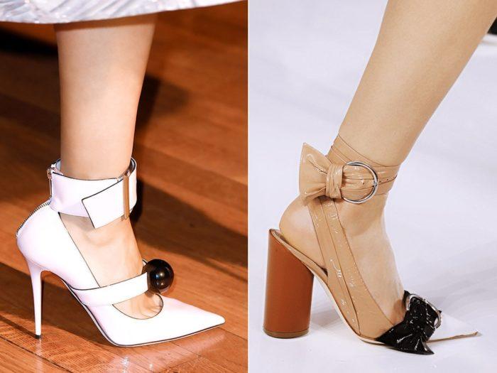 Какие туфли сейчас в моде? фото