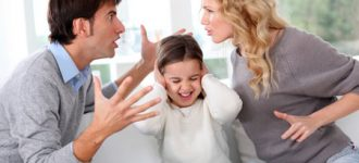 Почему бывший муж агрессивный?