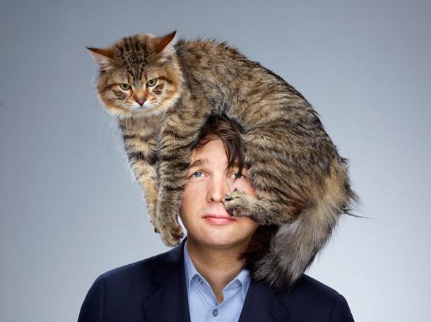 Почему кошка не любит мужа хозяйки? фото