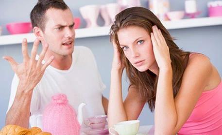 Почему жена терпит мужа? фото