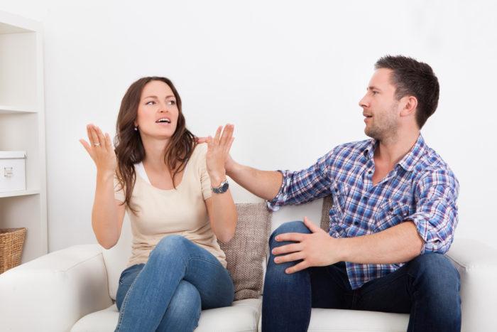 Почему муж говорит мое, а не наше? фото