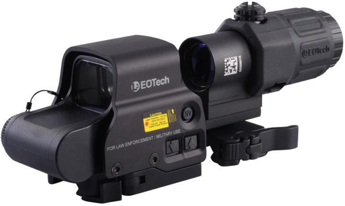 Чем может заинтересовать коллиматорный прицел EOTech? фото