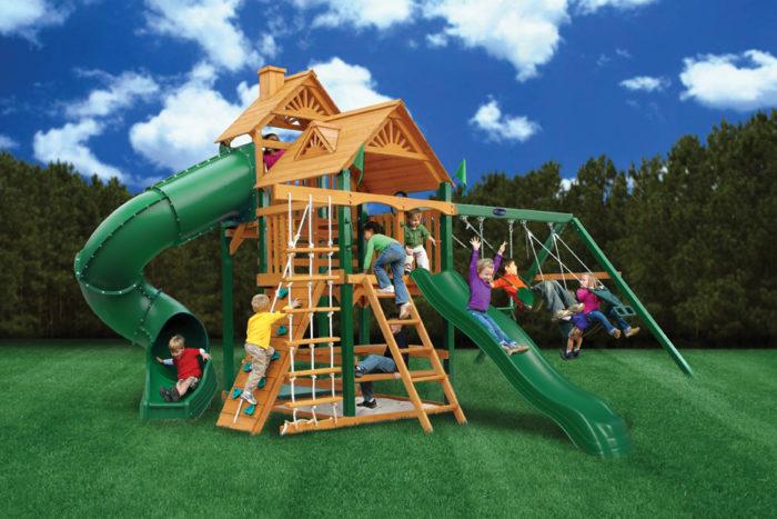 В чем польза детских площадок для ребенка? фото