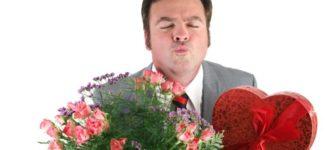 Почему бывший муж дарит цветы? фото