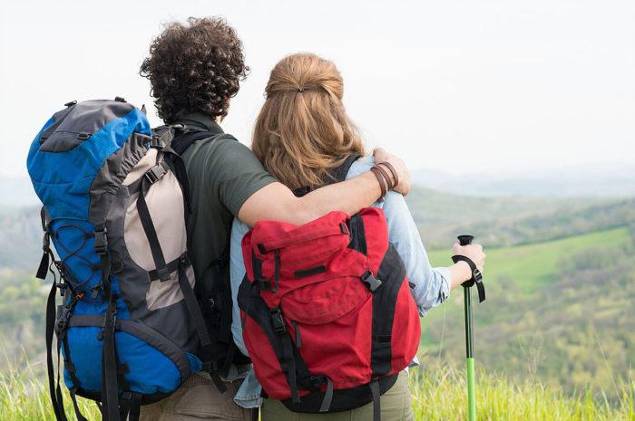 Как выбрать туристический рюкзак для похода в горы? фото