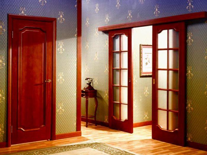 Межкомнатные двери: какие самые лучшие? фото