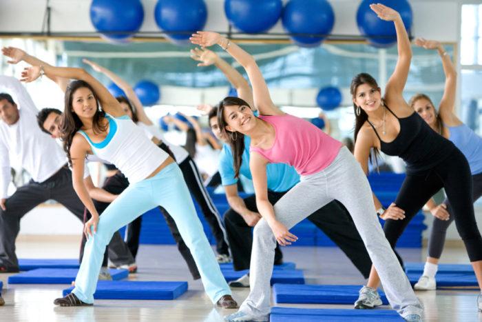 7 самых легких видов фитнеса: что выбрать? фото