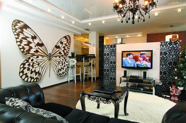 Какой стиль выбрать для оформления интерьера квартиры? фото