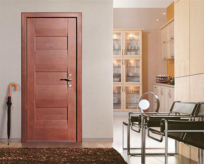 Какие входные двери лучше поставить в квартиру? фото