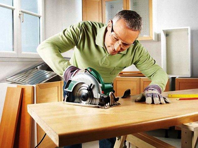 Как распилить ДСП в домашних условиях? - фото