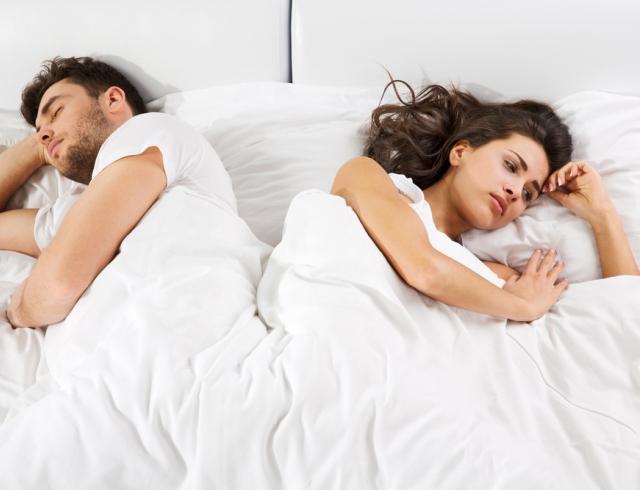 Почему не хочется спать с мужем? фото
