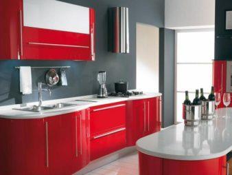 кухня-ред