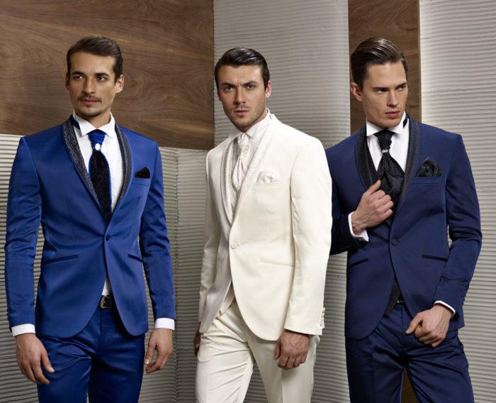 Почему стоит покупать мужские костюмы в интернет-магазине ikostum.ru? - фото