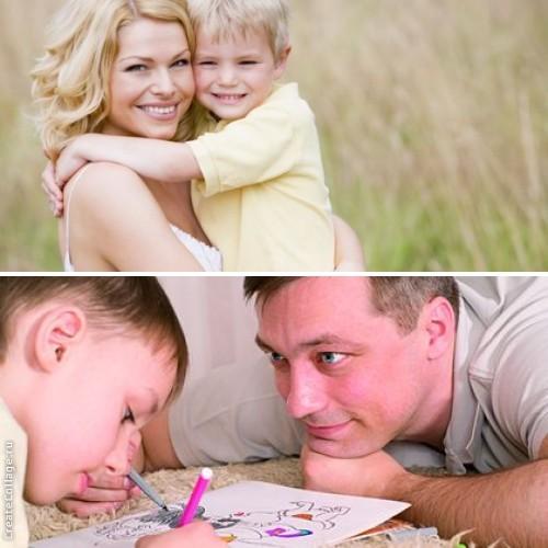Тяжело ли воспитывать ребенка? фото