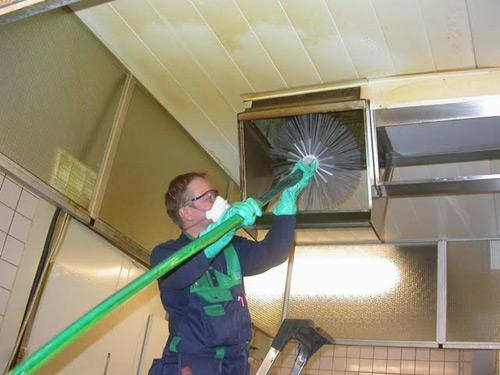 Зачем чистить вентиляцию? фото