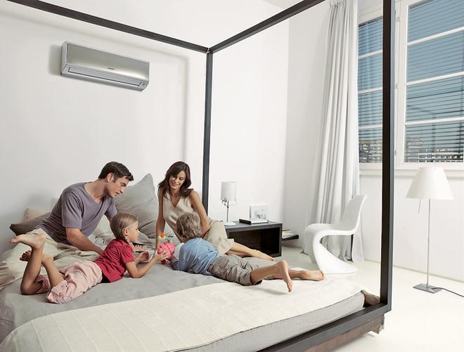Где лучше всего установить кондиционер в квартире? фото