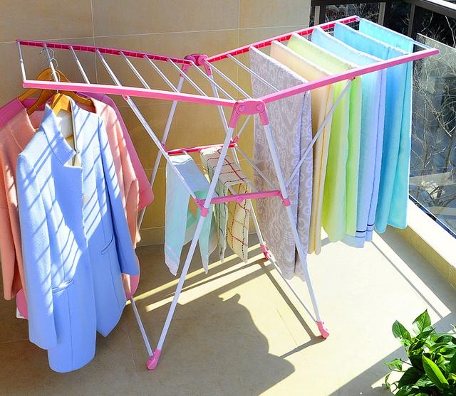Как сушить одежду и белье? фото