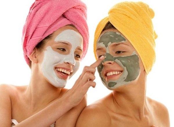 Как сделать маску для лица от прыщей в домашних условиях? фото