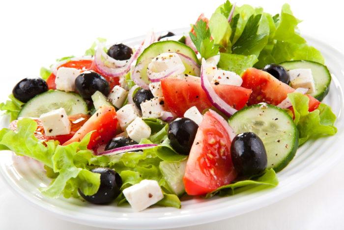 Как приготовить греческий салат? фото