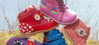 Как правильно ухаживать за детской обувью?