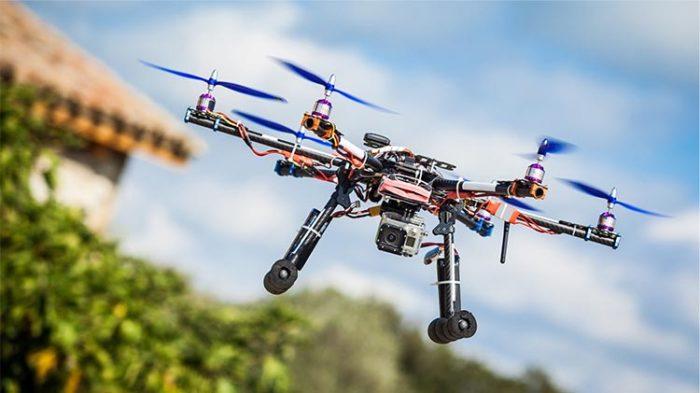 Что такое аэросъемка? Современная техника и методы. фото