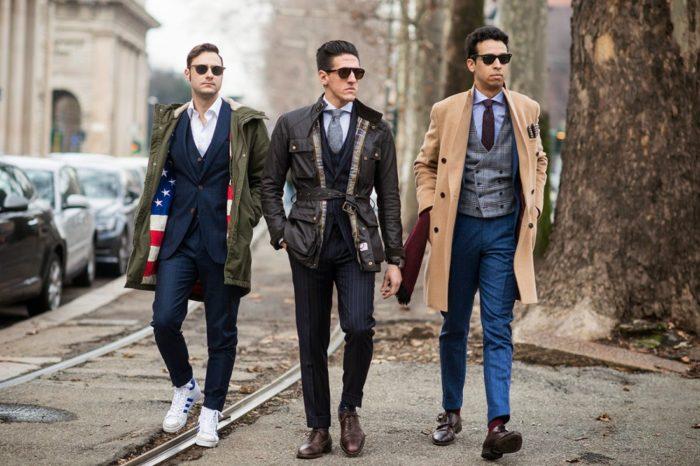 Как стильно одеваться мужчине? фото