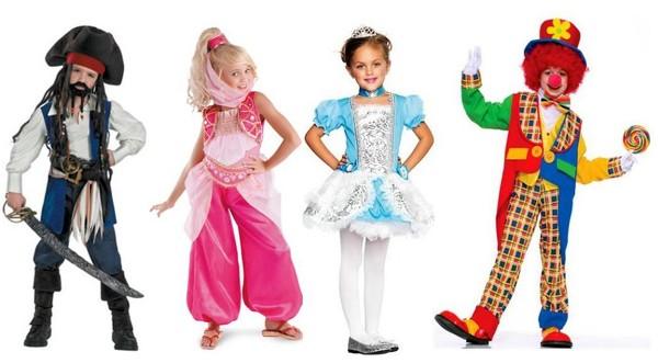 Как выбрать карнавальный костюм для ребенка? фото