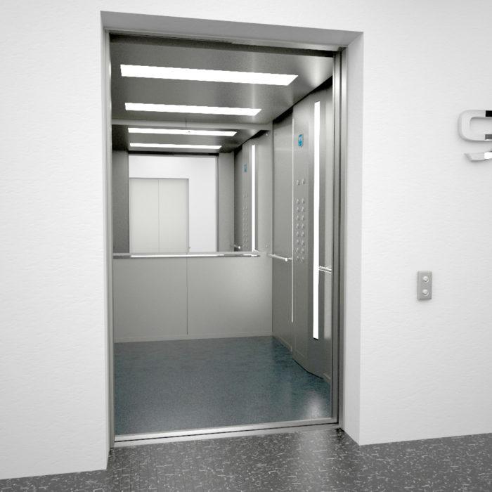 Как выжить в свободно падающей кабине лифта? фото