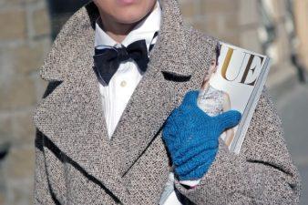 С чем носить и как подбирать галстук бабочку? фото