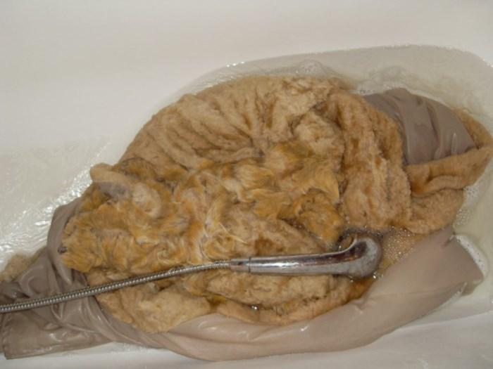Можно ли стирать шубу в стиральной машине? фото